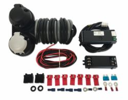 Logicon Towing Interface Module + 12N/12S Pre-wired Sockets + Volton Combi Kit (2m Cable, Pre-wired)