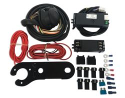 Logicon Towing Interface Module + 13 Pin Pre-wired Socket + Volton Combi Kit (2m Cable, Pre-wired)
